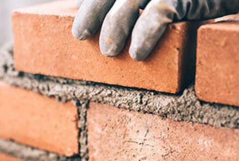 Mūrēšanas darbi