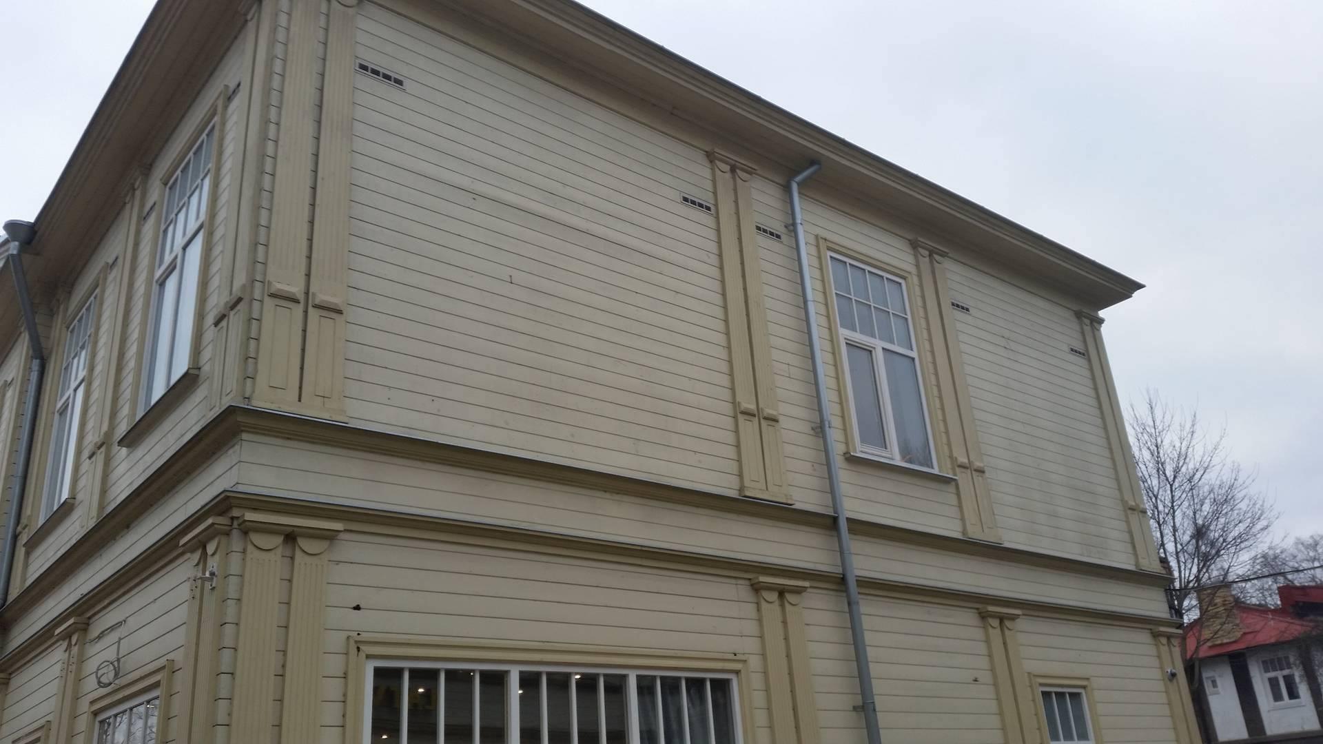 Fasādes renovācija gallery