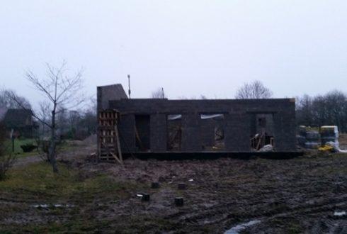 Vasarnīcas būvniecība